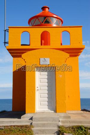 lighthouse bolungarvik