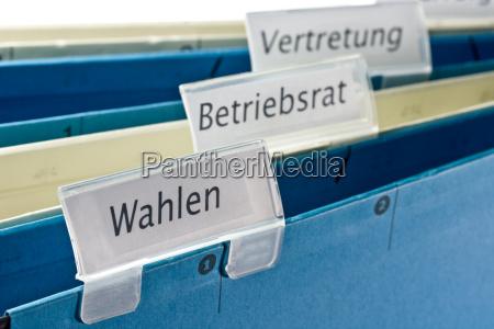betriebsratswahlen