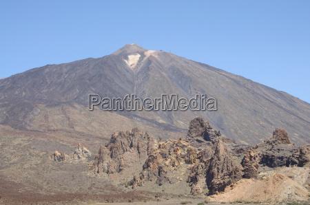 volcano teide tenerife