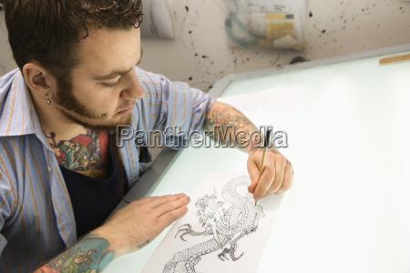 tattoo kuenstler