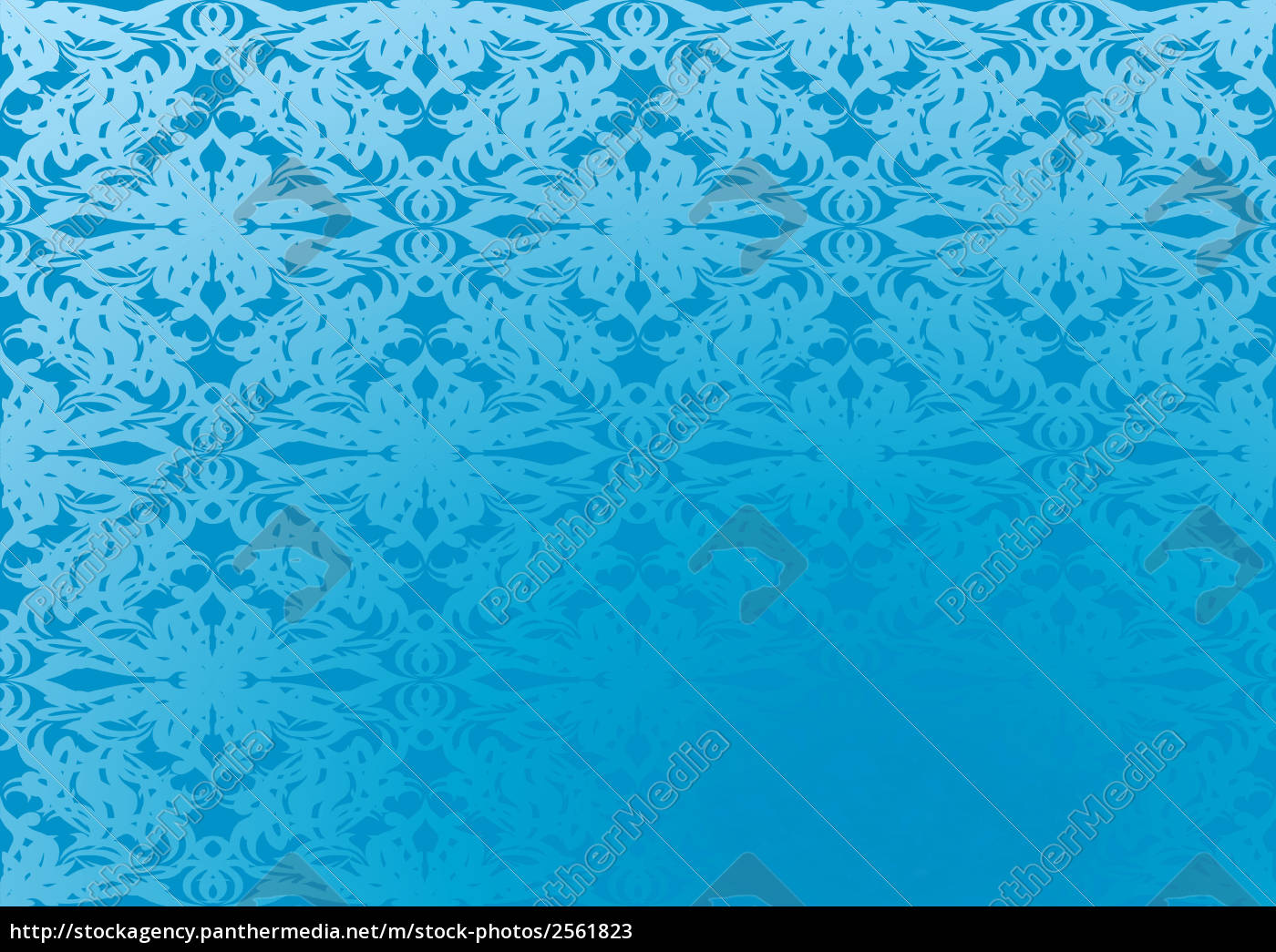 Blaue Tapete Gradienten Stockfoto 2561823 Bildagentur