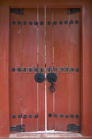 red door south korea