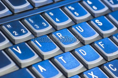 pc tastatur virus