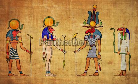 aegyptischer goetter