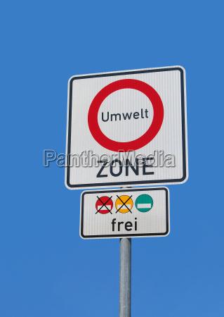 environmental zone vii