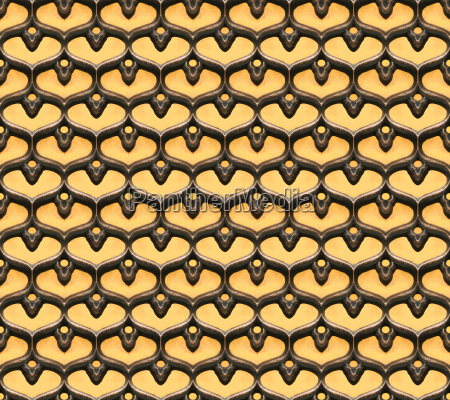 carved oriental pattern seamless