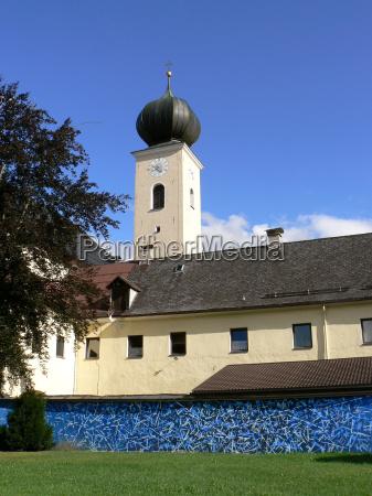 chiesa tirolo anna santo chiesa parrocchiale