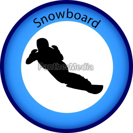 button winterspiele snowboard