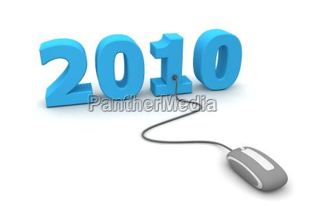 durchsuchen sie die blau new year