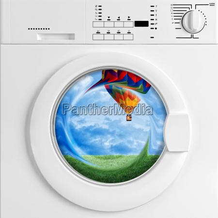 eco waschmaschine