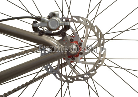 bicycle back wheel