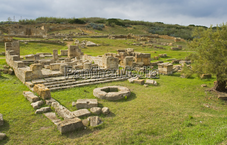 the ruins of sicily