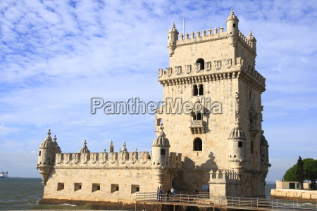 the torre de belem