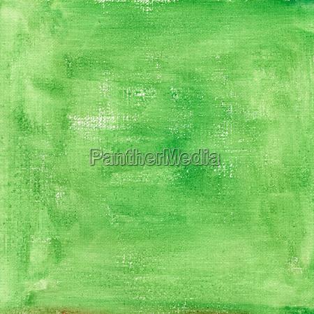gruene aquarellzusammenfassung mit segeltuchbeschaffenheit