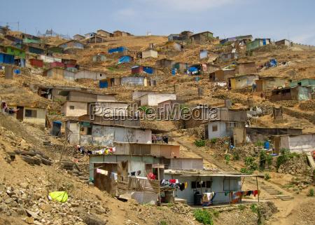 slums lima peru