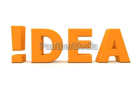 achtung idee