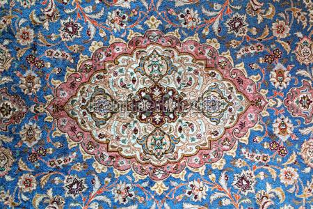 antiken teppich hintergrund