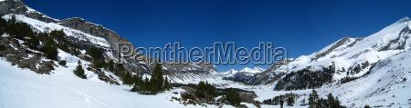 panorama bernese alps