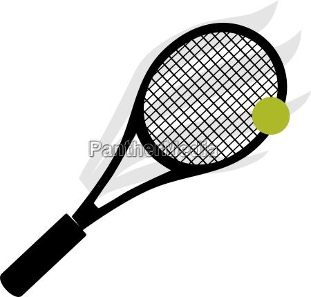sport ball energie strom elektrizitaet tennis