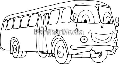 illustration malen zeichnen anmalen anstreichen fahrzeug
