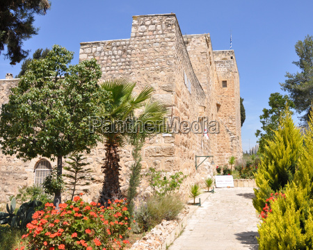 kloster des kreuzes jerusalem