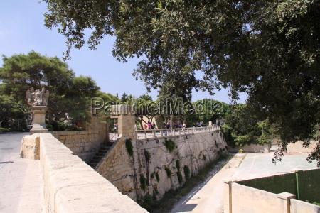 alte wallanlage