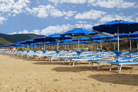 beach on elba