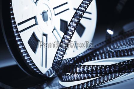 8mm filmrolle