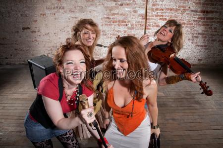 weibliche musiker