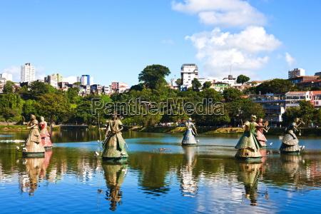 fontaene brunnen springbrunnen brasilien staat fontaine