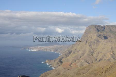 coast of gran canaria