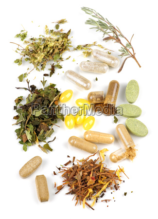 pflanzliche ergaenzung pillen