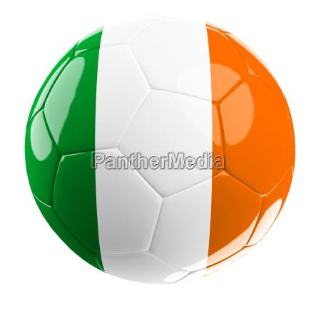 ireland soccer ball