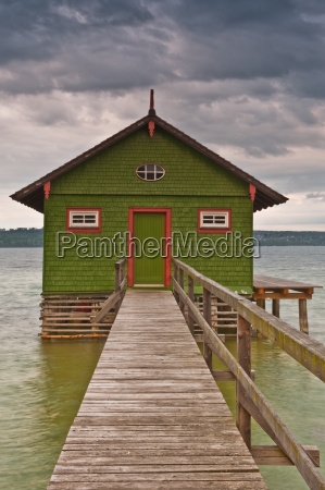 green boathouse ii