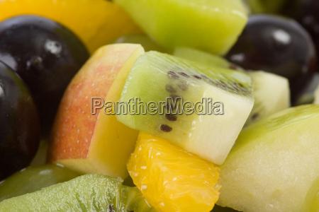 fruit salad close