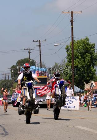 ojai 4 juli parade 2010