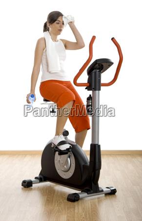 frau gesundheit sport training uebung ueben