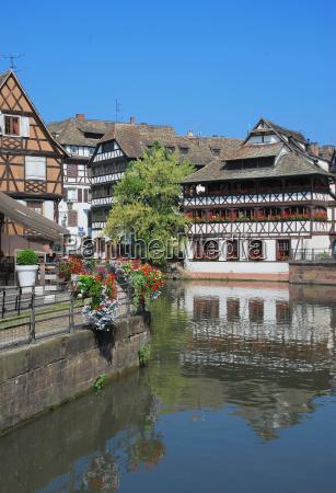 the gerber district of strasbourg