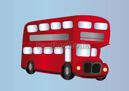 double decker bus