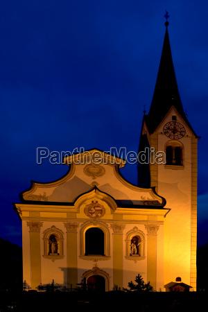 church in st vigil