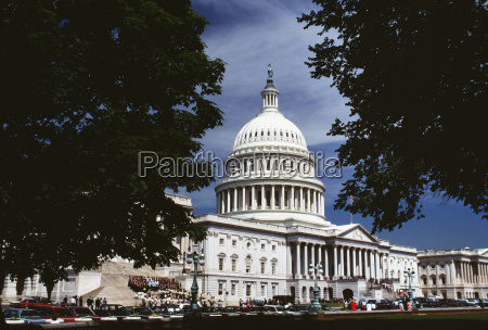 low angle view of a government
