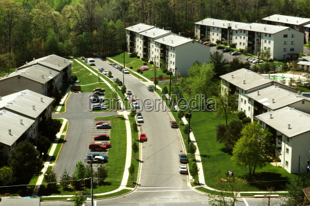 apartment complex in maryland