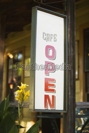 cafe restaurant farbe blume pflanze usa