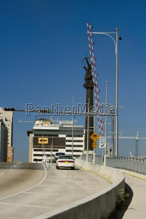 taxi on a highway miami florida