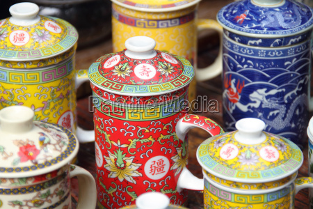 chinese tea cups