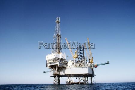 offshore oelplattform