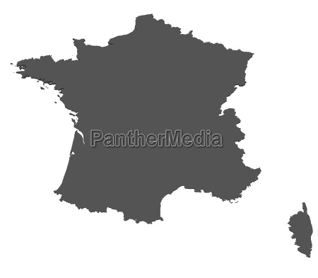 map of france optional
