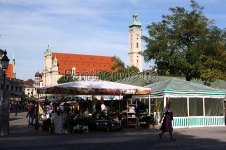heilig geist kirche viktualienmarkt 2