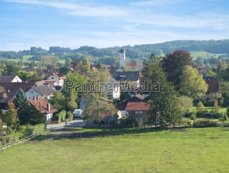 bavarian village of erling