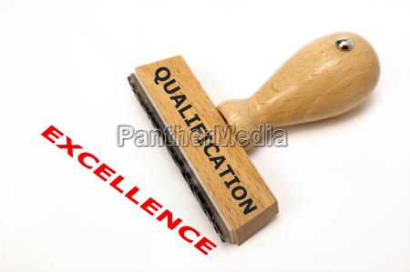 qualification excellece